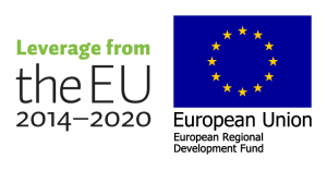 European Union European Regional Development Fund logo