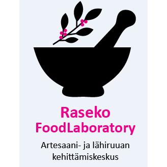 Raseko FoodLaboratory logo
